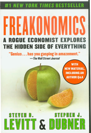 what makes a perfect parent freakonomics Freakonomics by stephen j dubner & steven d levitt review by: daniel vidal freakonomics is a fun and easy read that explores, from an economist's perspective, the hidden side of everything what makes a perfect parent as new york times reviewer, jon moe.