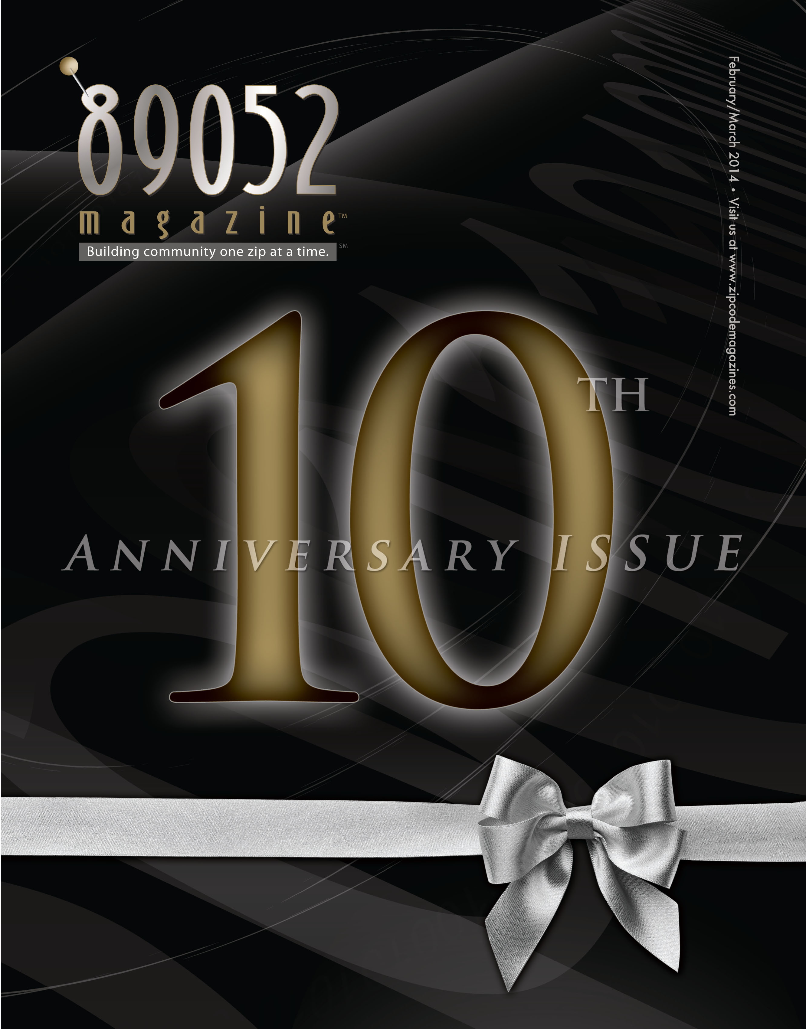 10 Years of Zip Code Magazines