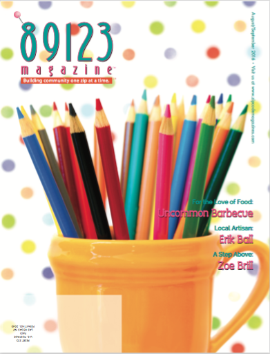 89123 Magazine August 2016