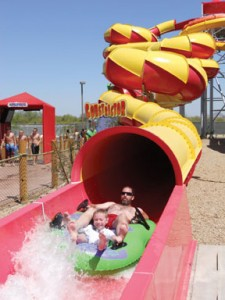 Slide Into Summer – The Return of Wet 'N' Wild