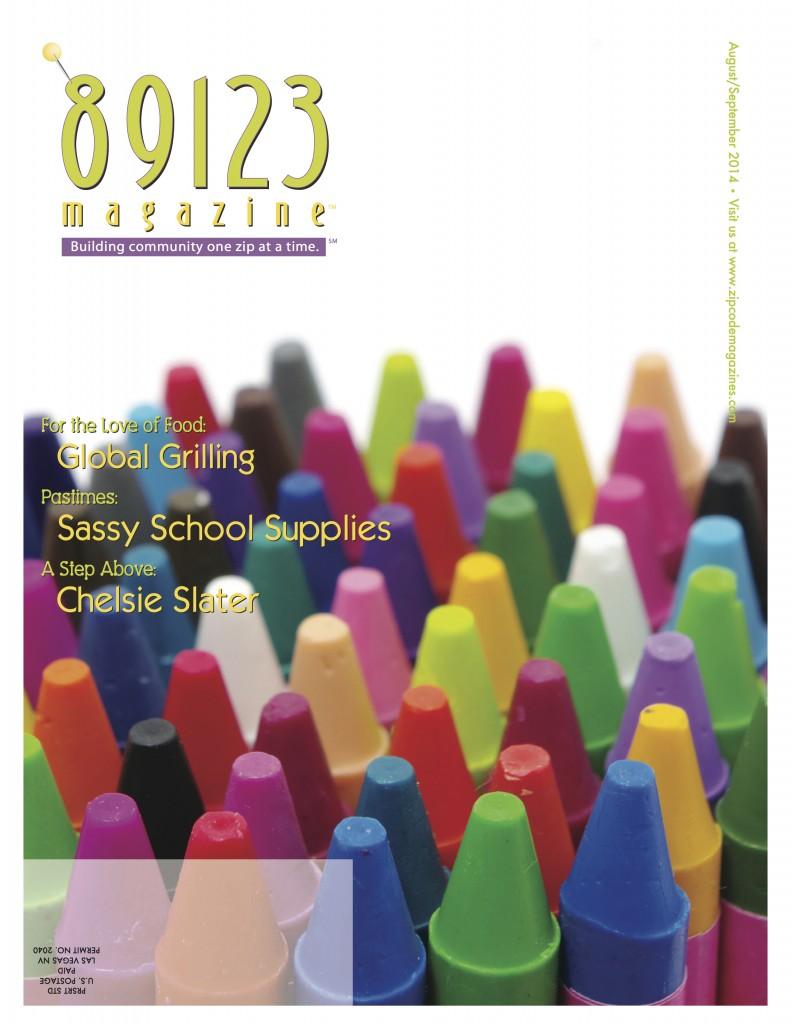 89123 Magazine | August/September 2014