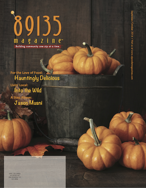 89135 Magazine | September/October 2014