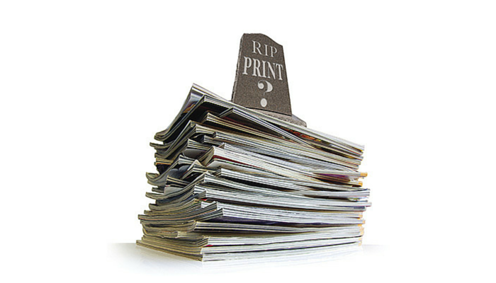 print dead