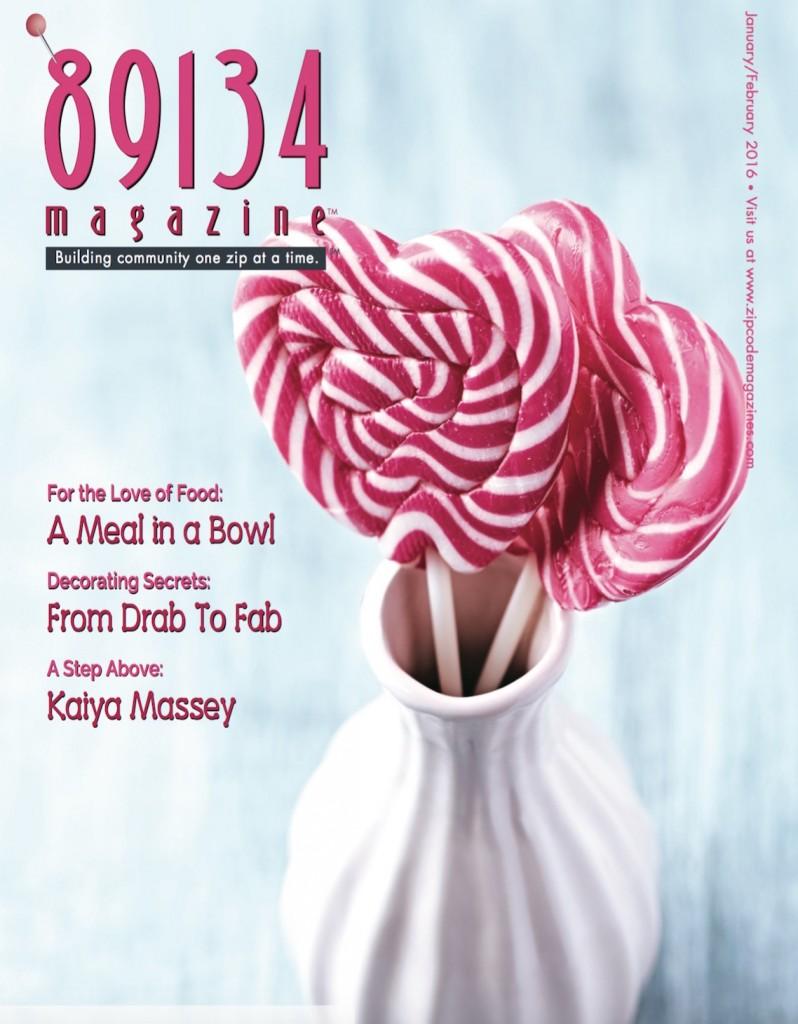 89134 Magazine January 2016