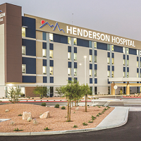 Henderson Hospital Strong:  Award Winning Care With Plans for Expansion