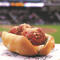 A New Day for Stadium Cuisine